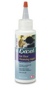 Лосьон для очищения ушей собак и кошек (8 in 1 Excel Ear Clear )