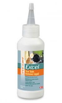 Средство для удаления с шерсти пятен от слез (8 in 1Excel Tear Stain Remover Liquid)