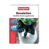 Beaphar Renaletten (Беафар Реналеттен) для кошек с проблемами почек